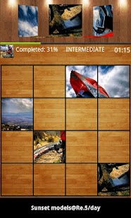 Unlimited Picture Puzzle - screenshot thumbnail