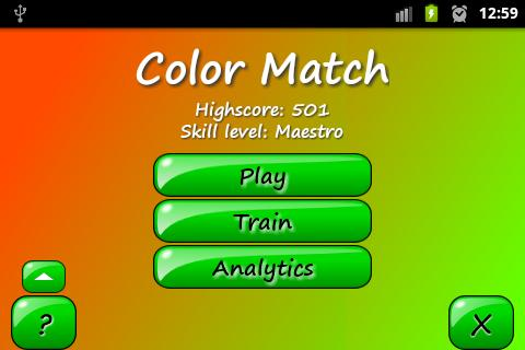 Color Match Free - screenshot