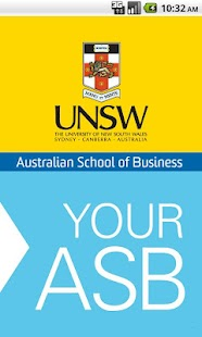 'Your ASB' at UNSW - screenshot thumbnail