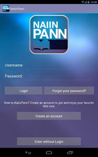 NaiinPann: Online Bookstore