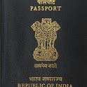 Indian Passport icon