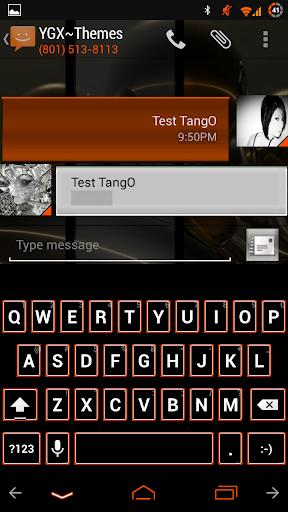 YGX-TangO CM10 Theme