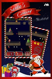 Santa's coming: run & jump - screenshot thumbnail