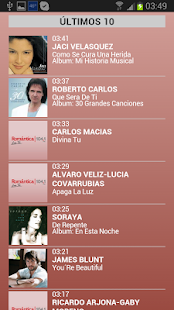 Radio Romantica 104.1 en vivo - screenshot thumbnail
