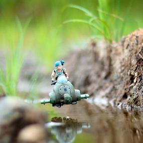 by Kenny Sutan Sati - Artistic Objects Toys