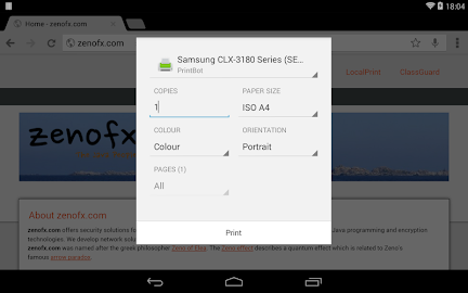 PrintBot Screenshot 6