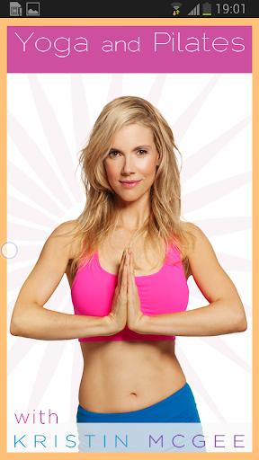 Yoga Pilates - Kristin McGee