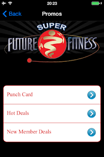 Super Future Fitness- screenshot thumbnail