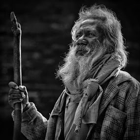 PILGRIM by Roman Mordashev - People Portraits of Men
