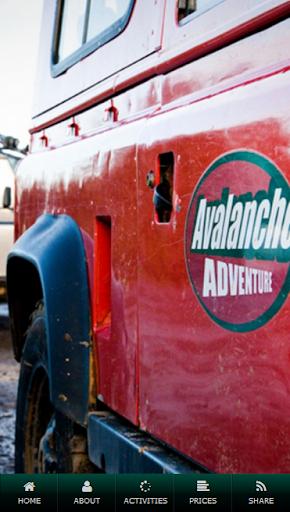 Avalanche Adventure Ltd