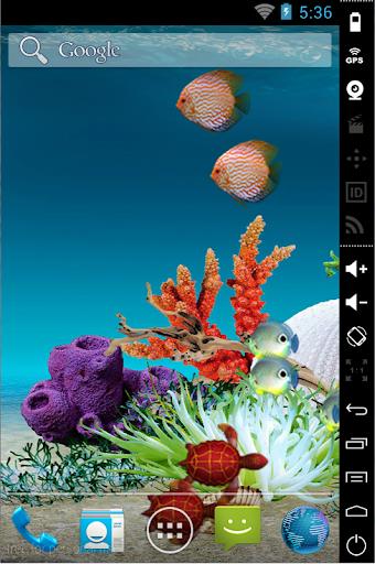 Coral Reef HD LiveWallpaper