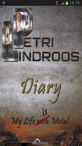 Petri Lindroos Diary