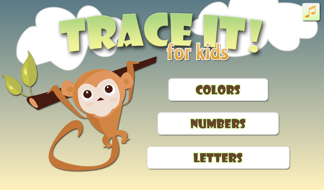 Trace It! For Kids- screenshot