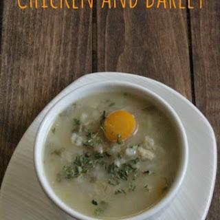 Lightened-Up Chicken and Barley.