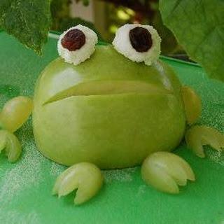 Apple Frog Prince