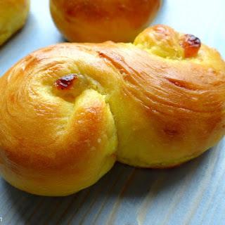 St. Lucia saffron buns.