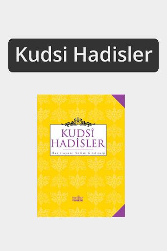 Kudsi Hadisler