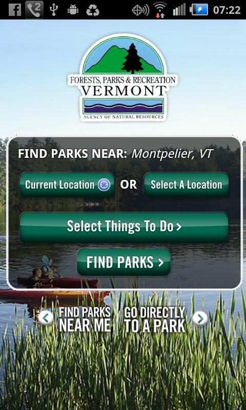 Oh, Ranger! VT State Parks - screenshot