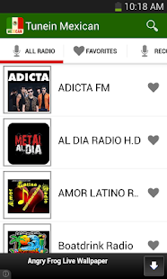 Mexican Radio : live recording- screenshot thumbnail