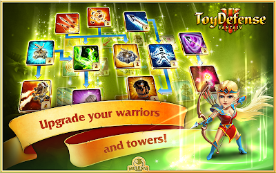 Toy Defense 3: Fantasy v1.5 Apk + OBB Data