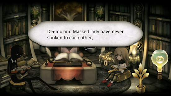 Deemo- screenshot thumbnail