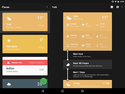 Weather Timeline - Forecast v1.3.3
