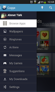 Android Game Ringtone Download - screenshot thumbnail