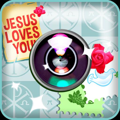 宗教 賀卡 攝影 App LOGO-硬是要APP