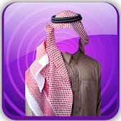 Man fashion suit (arab)