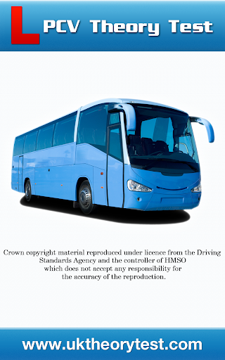 UK PCV Theory Test Lite
