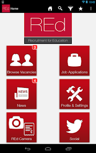 REd Teachers Education Jobs- screenshot thumbnail