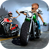 Real Fast Moto Turbo Racing