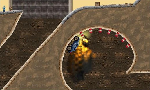 Monster truck Game Rage Truck- screenshot thumbnail