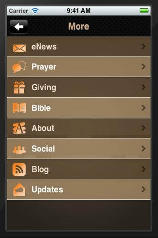 Lakeview Church- screenshot