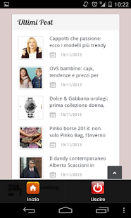 Fashion Blogs (stile, moda) - screenshot thumbnail