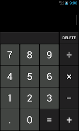 Calculator (CyanogenMod) Screenshot 1