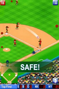Big Hit Baseball Free- screenshot thumbnail