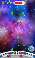 Screenshot of Super Salad: Space Jump