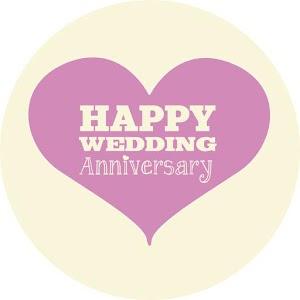 Hy Wedding Anniversary