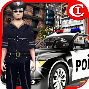 Crazy Police Parking 3D for PC and MAC