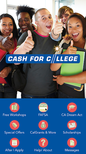 California Cash for College