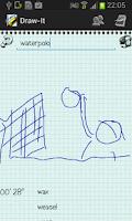 Screenshot of Draw-It
