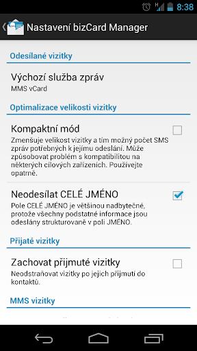 【免費通訊App】bizCard Manager FREE/vCard-APP點子