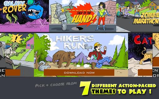 Pocket Runners