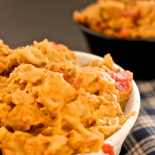 Vegan Crockpot Mac and Cheese!