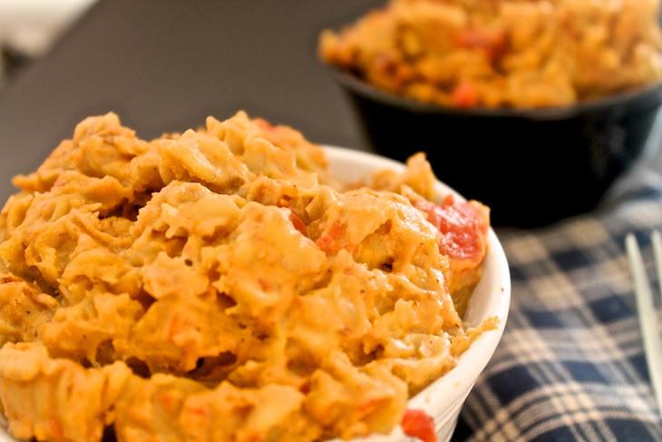 Vegan Crockpot Mac and Cheese! Recipe