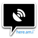 here.am.i™ logo