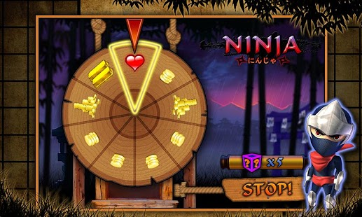 Rush Ninja - Ninja games- screenshot thumbnail
