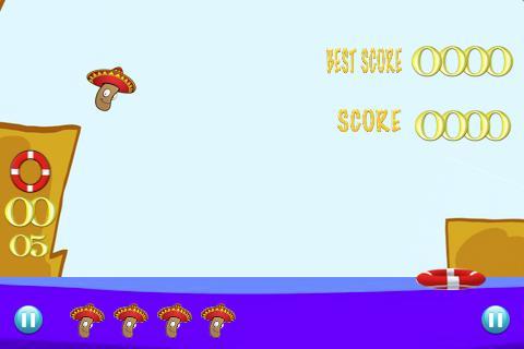 Jumping Beans- screenshot