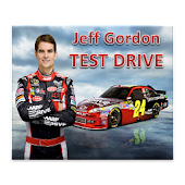 Jeff Gordon Test Drive